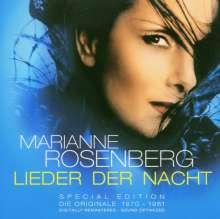 Marianne Rosenberg: Lieder der Nacht - Special Edition, CD