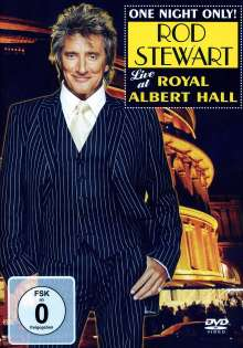 Rod Stewart: One Night Only!: Live At Royal Albert Hall, DVD