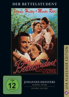 Der Bettelstudent (1936), DVD