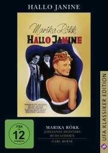 Hallo Janine, DVD
