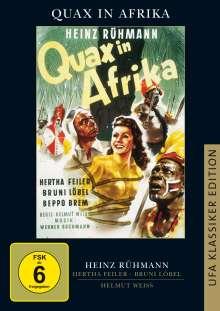 Quax in Afrika, DVD