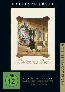 Friedemann Bach, DVD