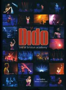 Dido: Live At Brixton Academy (DVD + CD), 2 DVDs