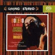 Maurice Ravel (1875-1937): Bolero, SACD
