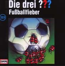 Die drei ??? (Folge 123) - Fußballfieber, CD