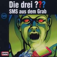 Die drei ??? (Folge 129) - SMS aus dem Grab, CD