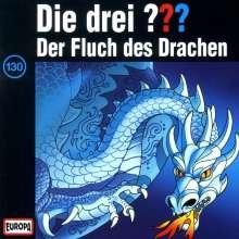 Die drei ??? (Folge 130) - Der Fluch des Drachen, CD