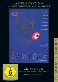 Amphitryon - Aus den Wolken kommt das Glück, DVD