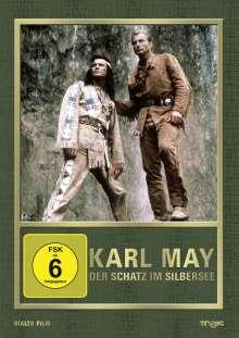 Der Schatz im Silbersee, DVD