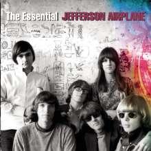 Jefferson Airplane: The Essential Jefferson Airplane, 2 CDs