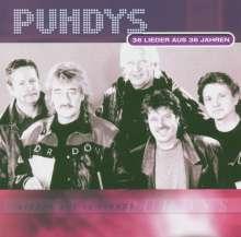 Puhdys: 36 Hits aus 36 Jahren, 2 CDs