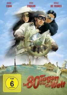 In 80 Tagen um die Welt (2004), DVD