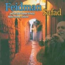 Giora Feidman (geb. 1936): Safad, CD