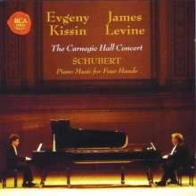 Yevgeny Kissin & James Levine - Carnegie Hall Concert 2005, 2 CDs