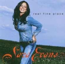 Sara Evans: Real Fine Place, CD