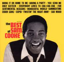 Sam Cooke: The Best Of Sam Cooke, CD