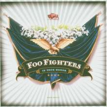 Foo Fighters: In Your Honor, 2 CDs