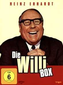 Heinz Erhardt: Die Willi-Box, 4 DVDs