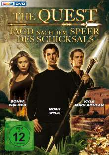 The Quest 1: Jagd nach dem Speer des Schicksals, DVD