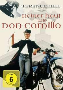 Keiner haut wie Don Camillo, DVD