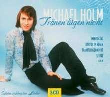 Michael Holm: Tränen lügen nicht, 3 CDs
