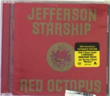 Jefferson Starship: Red Octopus, CD
