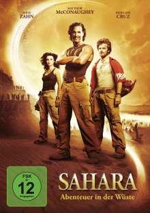 Sahara - Abenteuer in der Wüste, DVD