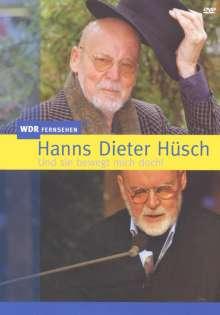 Hanns-Dieter Hüsch: Und sie bewegt mich doch! - Live in der Comedia Colonia, DVD
