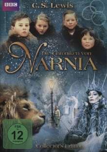 Die Chroniken von Narnia, 4 DVDs