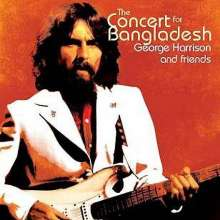 George Harrison (1943-2001): The Concert For Bangladesh, 2 CDs
