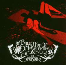 Bullet For My Valentine: The Poison, CD