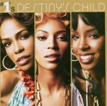 Destiny's Child: No.1's, CD