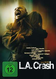L.A. Crash, DVD