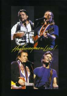The Highwaymen: Live 1990, DVD