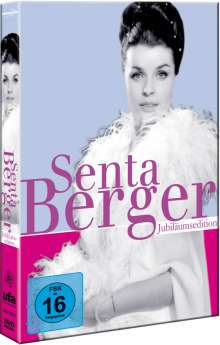 Senta Berger Jubiläumsedition, 4 DVDs