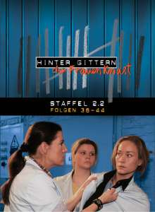 Hinter Gittern Staffel 2 Vol.2, 3 DVDs