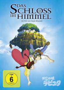 Das Schloss im Himmel, DVD