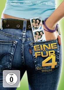 Eine für Vier, DVD