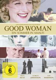 A Good Woman - Ein Sommer in Amalfi, DVD