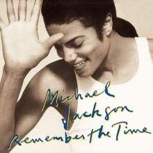 Michael Jackson: Remember The Time, Maxi-CD