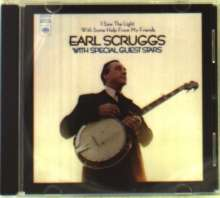 Earl Scruggs: I Saw The Light With Some Help From My Friends, CD
