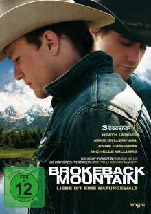 Brokeback Mountain, DVD
