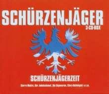 Schürzenjäger: Schürzenjägerzeit, 3 CDs