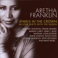 Aretha Franklin: Jewels In The Crown: All Star..., CD