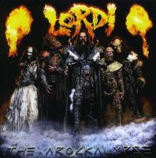 Lordi: Arockalypse, The, CD