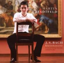 Johann Sebastian Bach (1685-1750): Klavierkonzerte BWV 1052,1053,1056, CD