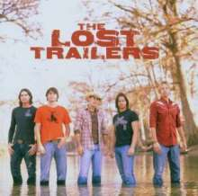 Lost Trailers: The Lost Trailers, CD