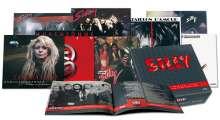 Silly: Die 7 Original-Alben & Interview-CD, 8 CDs
