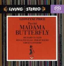 Giacomo Puccini (1858-1924): Madama Butterfly, 2 Super Audio CDs