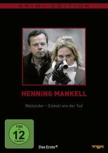 Henning Mankell: Wallander - Eiskalt wie der Tod, DVD
